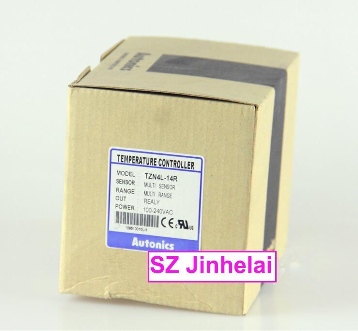New and original  TZN4L-14R  AUTONICS 100-240VAC Temperature controller autonics temperature controller tc4m 14r new