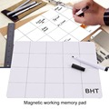 Universal Magnetic Design Working Pad Mat Repair Tool Screw Sort Guard Keeper Mat For Repairing Phone For Iphone