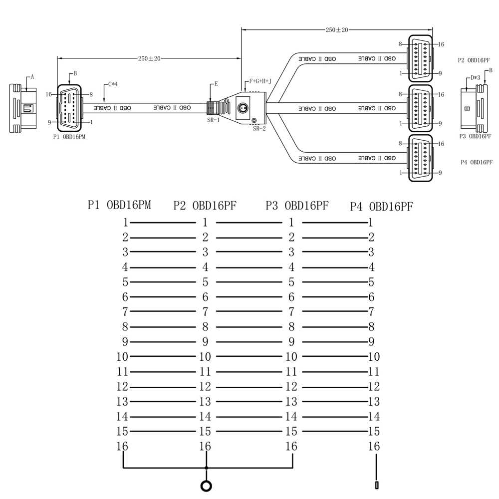 Detail Feedback Questions about KWOKKER OBD II OBD2 16 Pin Splitter on j1939 connector diagram, usb cable pinout diagram, obd connector pinout diagram, obd schematics, obd ii cable, obd ii plug diagram, obd ii voltage, obd 11 plug number, obd ii radio, obd ii tools, fiat 500 engine diagram, obd ii honda, obd ii pin diagram, obd ii connector, obd ii toyota, dakota obd connector wiring diagram, 42re transmission diagram, obd ii installation, obd ii cover, obd ii bmw,