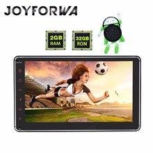 JOYFORWA 7″Android 8.0 car radio car multimedia player autoradio support Carplay /steering wheel control /GPS Navigation/BT/WIFI