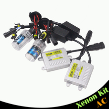 55W 9005 HB3 H10 HID Xenon Kit AC Ballast Bulb Car Headlight Fog Light DRL 3000K 4300K 5000K 6000K 8000K 10000K 12000K 15000K