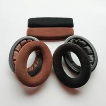 1 Set Earmuffs Replacement Ear Pads Cushion & Headband Cover For Sennheiser HD598 HD599 HD569 HD515 HD595 HD558 PC360 Headphone
