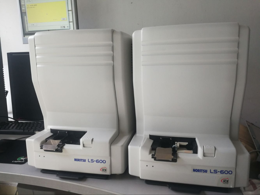 Utilisé Noritsu 135 film scanner LS-600 avec Ordinateur hôte autonome pour QSS35 série minilabs, bon état de fonctionnement LS600