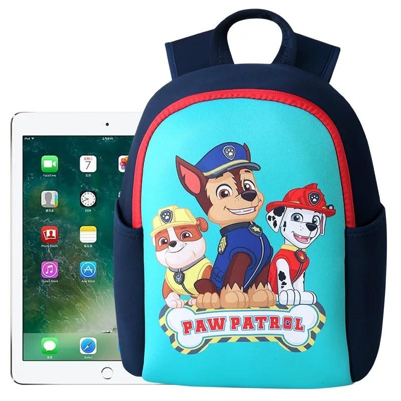 Paw Patrol postmanbag Sac à bandoulière pour peindre Sac Everest et Skye