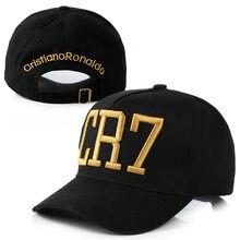 3eaf785d966 new arrival Cristiano Ronaldo CR7 Hats Baseball Caps Hip Hop Cap Snapback  Hat for Men Women sun hats High Quality