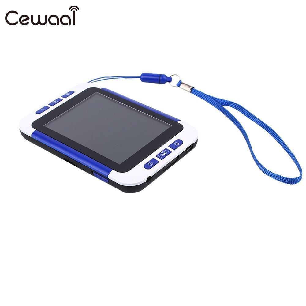 Cewaal High Quality Portable 3.5 Inch LCD Screen El