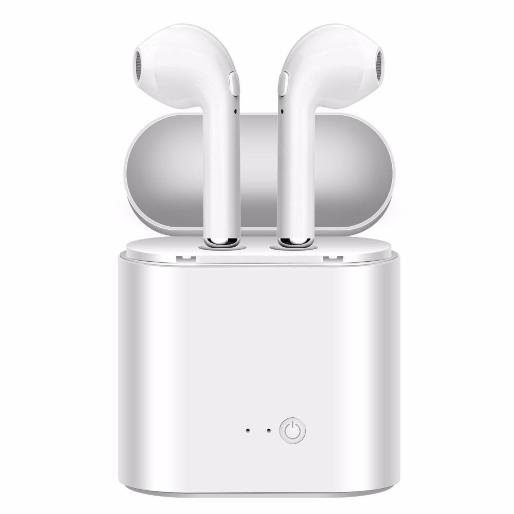 Padear Double Ear Wireless Bluetooth Earphone Not Air Pods Earphones Headsets Earbuds For Apple