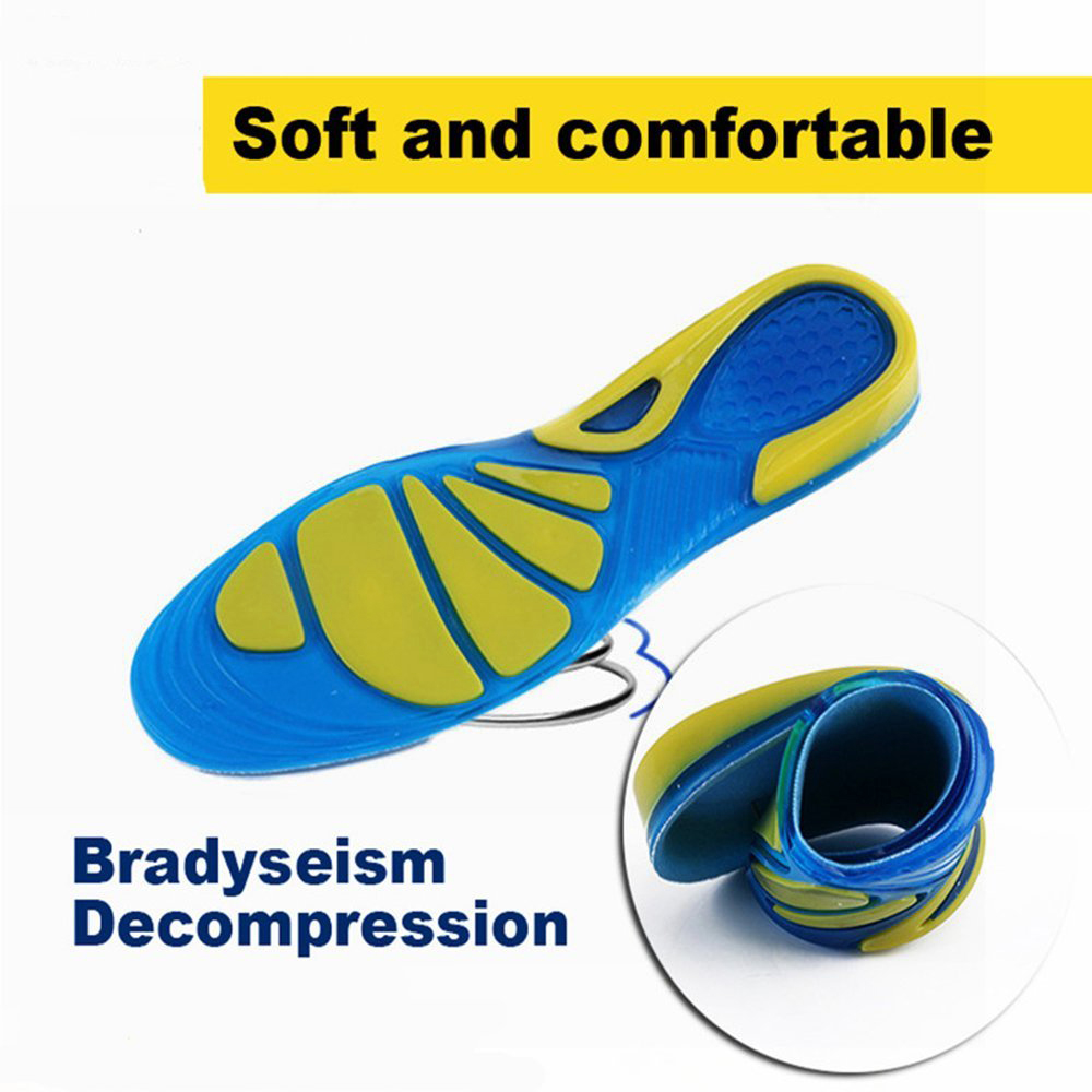 ELEFT Siliconen gel inlegzolen comfortabele schoen inlegzolen - Schoenaccessoires - Foto 4