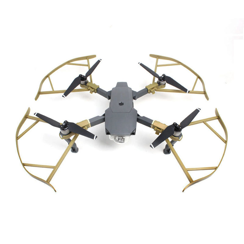 bilder für Sunnylife 4 TEILE/SATZ DJI Mavic Pro zubehör Kreis Unmanned Aerial Fahrzeuge Crash Abdeckung propeller wachen