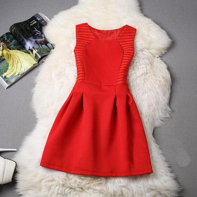 Kostlich Women Evening Party Dresses 2017 Elegant Summer Dress A-Line Lace Bodycon Casual Mini Dress Sundress Vestidos Clothes