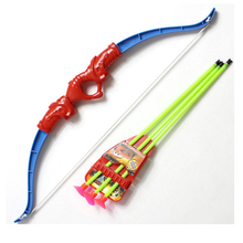 Safety Simulation Toys Bow and Arrow Toys for Children's Outdoor Fun Sport