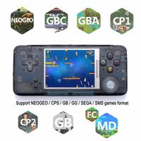Zorx Portable Mini Retro Classic Handheld Game Console Video Gaming Music Players Built in 818 Childhood Games for Snes 16 Bit