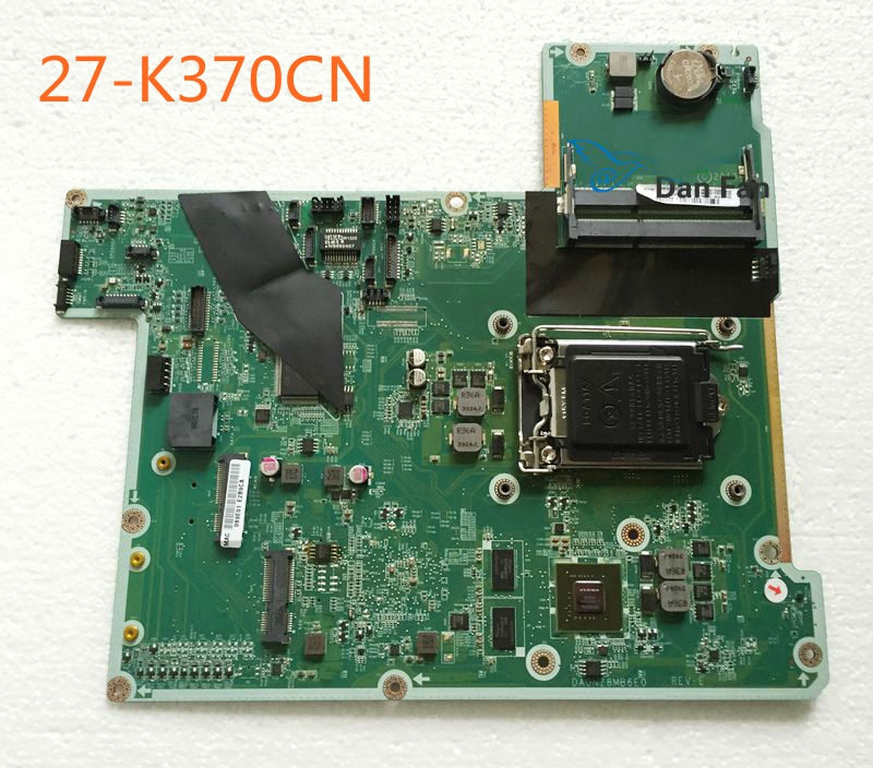 712644 001 For HP ENVY Touchsmart 23 K001HK 23 K AIO Motherboard 732223 501 DA0NZ8MB6E0 Mainboard 100%tested fully work|aio motherboard|motherboard motherboard|motherboard for hp -