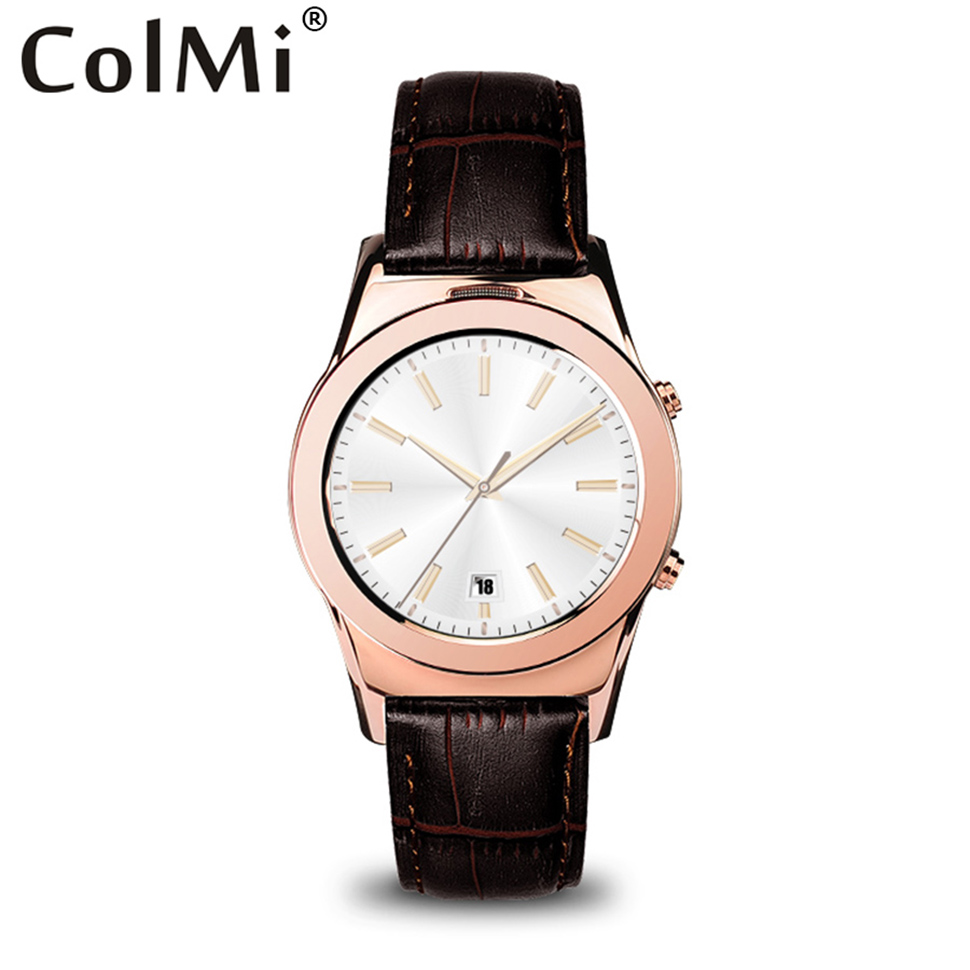 Colmi font b Smartwatch b font VS15 Bluetooth Connect Apple Phone For IPhone IOS Android MTK2502c