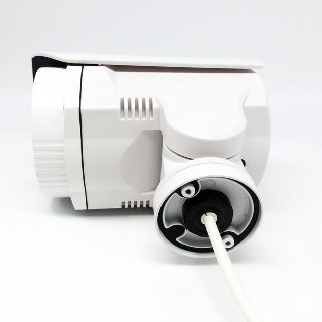 Owlcat HI3516C+SONY IMX222 HD 1080P 4X Auto Zoom 2.8-12mm Varifocal lens PTZ Outdoor Security CCTV ip Camera IR cut Onvif RTSP
