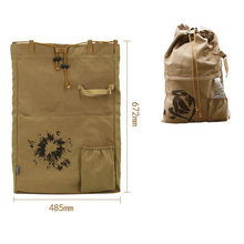 68*50cm 4K multi-functional canvas Sketchpad Bag Drawing Sketch Board Double shoulder travel backpack free shopping