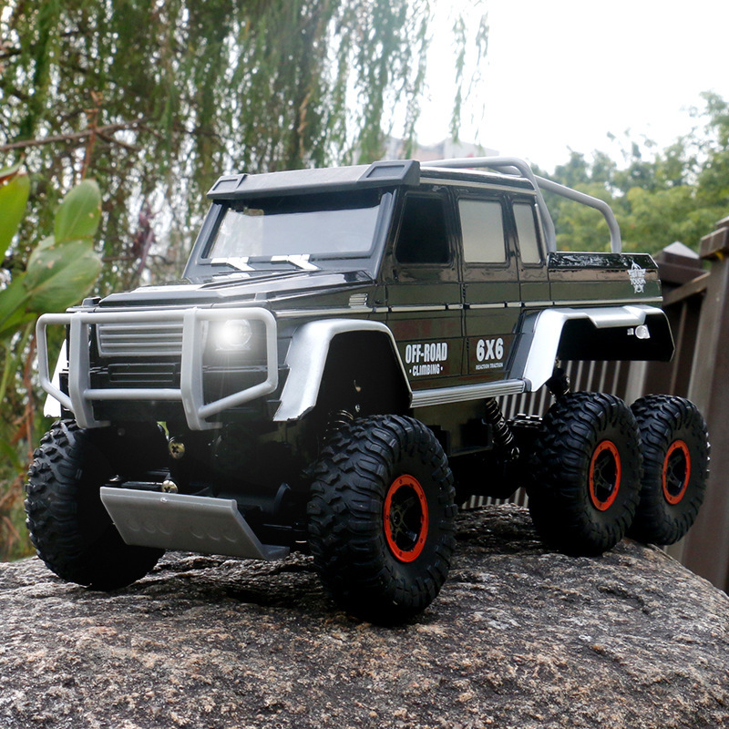 1/10 Volle Funktion Simulation 6-rad Off-road Climber Rc Auto