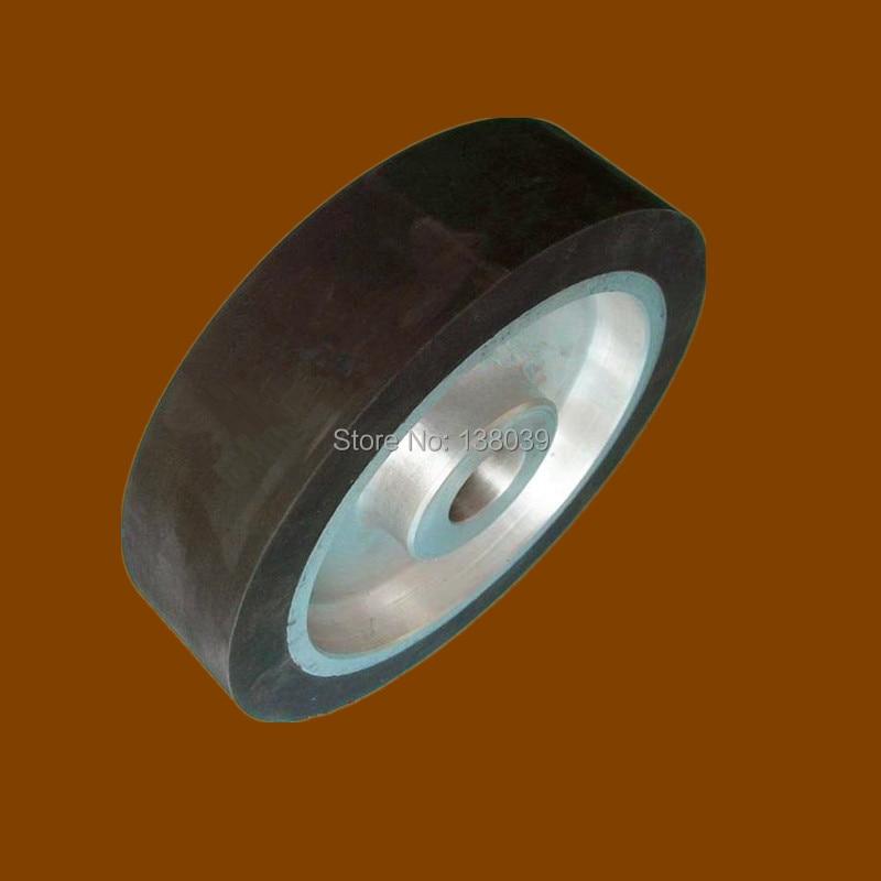 200*50 Expanding Drum Wheel For Abrasive Belt Polishing Machine Contact Sanding Wheel