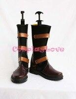 Tsubasa:Reservoir Chronicle Li Syaoran Cosplay Shoes Boots Custom Made For Halloween Christmas Festival CosplayLove