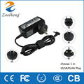 Zoolhong 19 2.37A For Asus TX201LA TAICHI 21/31 T300L transformer Wall charger AC Power Adapter
