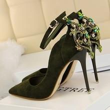 3e7322097b01ef women shoes wedding high heels women feminino chaussure femme pumps heel  sandles sexy 1717-5