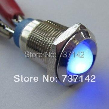 ELEWIND 16mm waterproof pilot lamp(PM16B-D/B/J/12V/S)