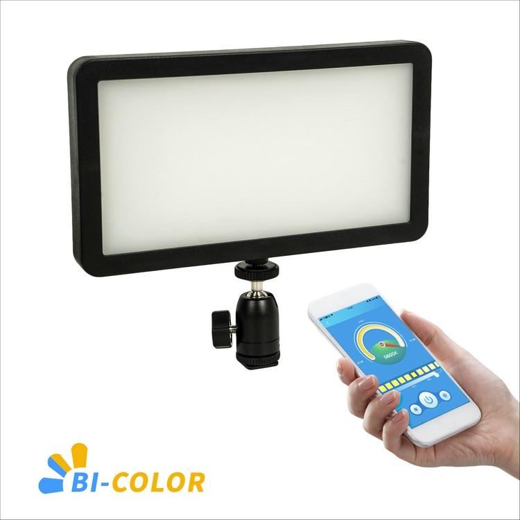 CAME TV Boltzen Light Perseus Bi Color 20 Watt Portable LED Silm Panel Light P 20B