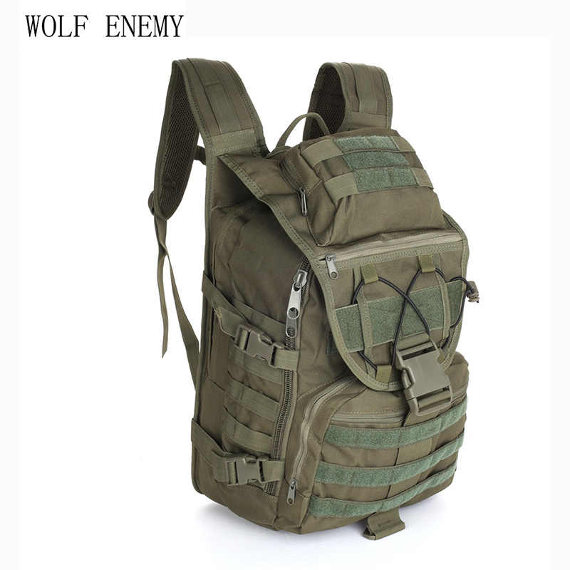 New X7 Army Tactics Laptop Backpacks Military Camouflage Travel Travel Camp Bag Computer Bag 1000D Nylon Hunting Bags