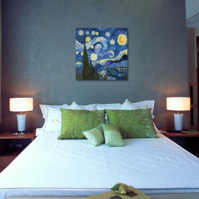 Exceptionnel Hotel Club Frameless Paintings Abstract Adornment Of Bedroom The Head Of A  Bed Singles Porch Hang