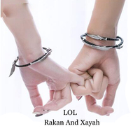 2018 Latest LoL Heroes Master Couples Lover S Rakan And Xayah Bracelet Game Cosplay Jewelry Girlfriend