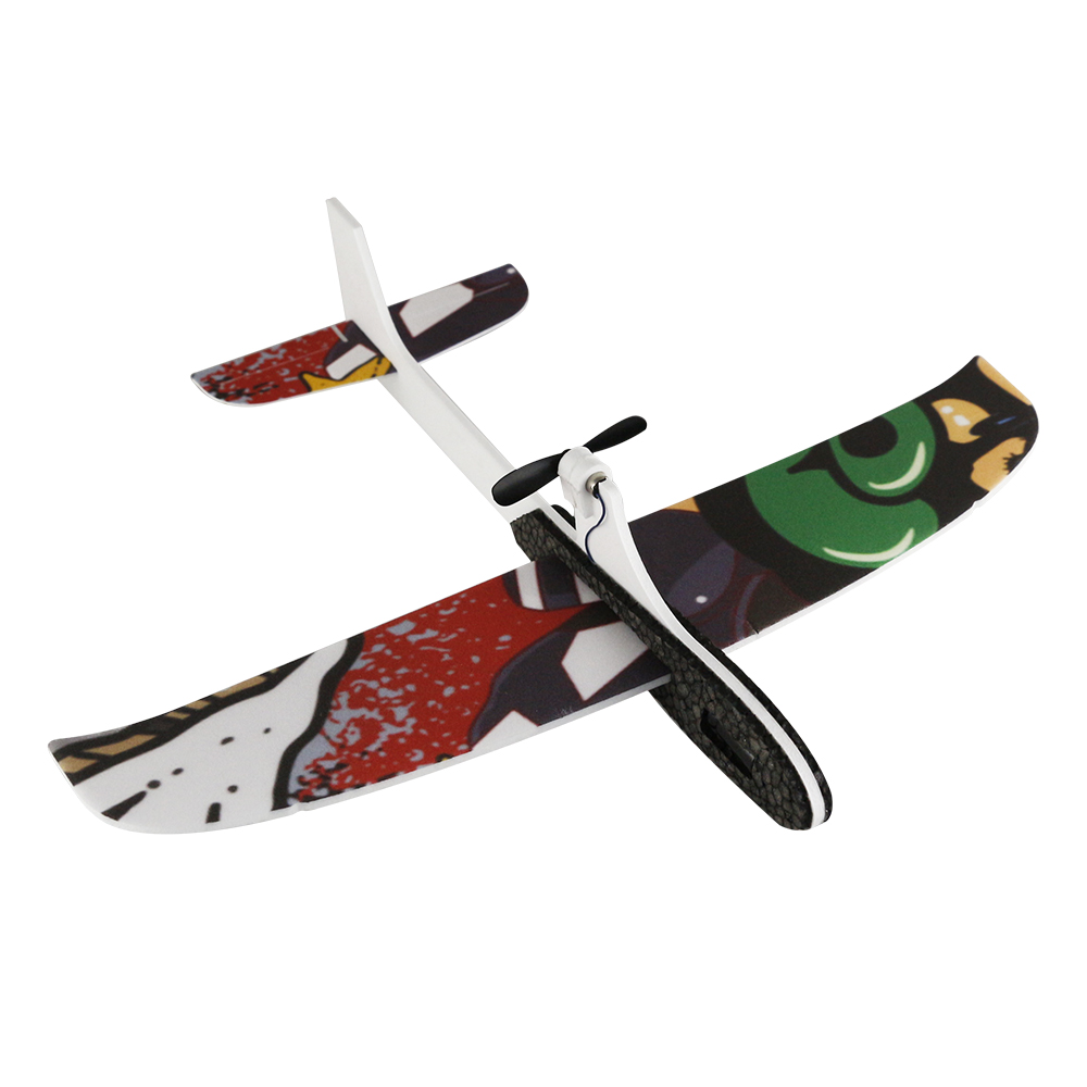 New DIY Foam Kids Foam Flying Glider Planes Toys Aeroplane Party Bag Fillers Children Toys Game Prizes Gift Model ...
