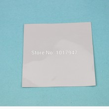 10 Pieces lot White 100x100x0.5mm Computer PC GPU CPU SMD DIP IC Silicone Compound Conductive Thermal Pad