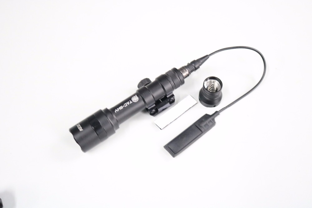 TACTICAL-SKY Airsoft M600U Scout Weaponlight BK