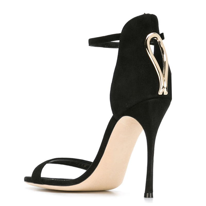 Zyl2545 Hebilla Correa Casual Enmayer Tacón Black De Verano Bolso 2019 Mujeres Hing Talla Zapatos Básica 34 40 Sandalias Las t5qTwXTF