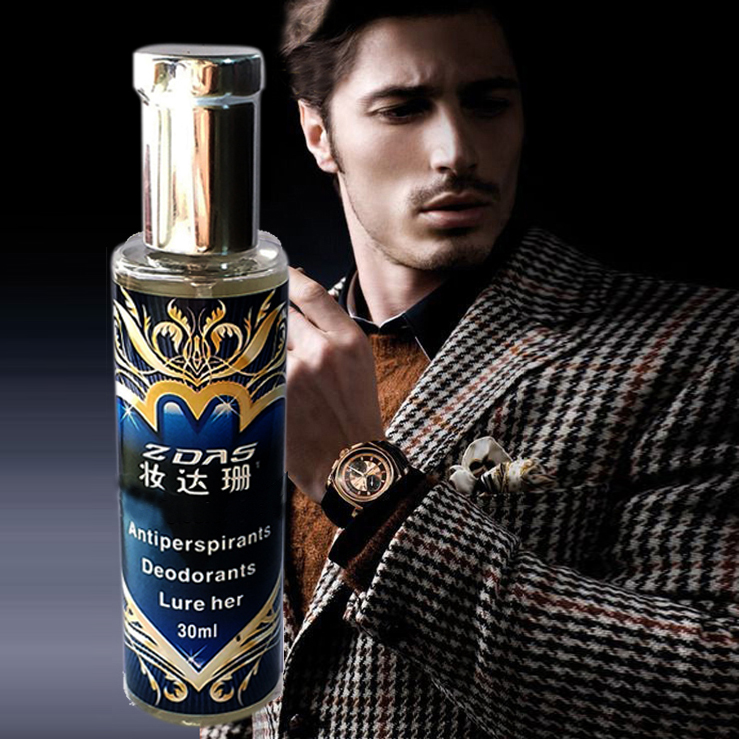 Original Male Pheromone Perfume Aphrodisiac Attractant Flirt Perfume Men Sexual Products Exciter Women Intim Antiperspirant 30ml