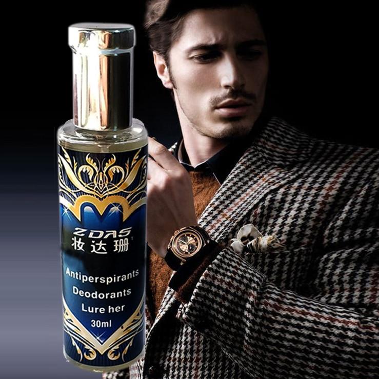 Original Male Pheromone Perfume Aphrodisiac Attractant Flirt Perfume Men Sexual Products Exciter Women Intim Antiperspirant 30ml