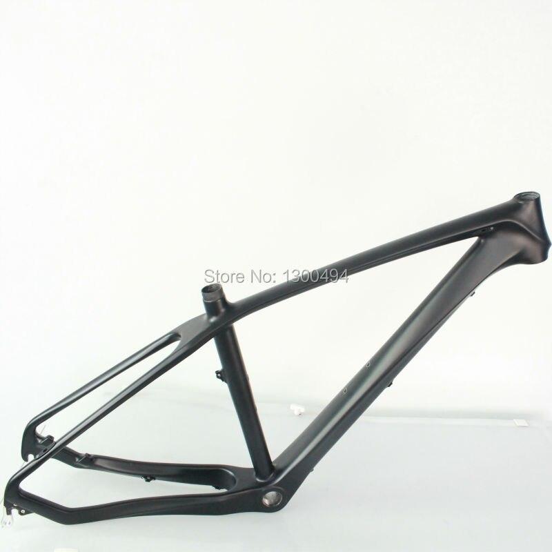 27.5er  Mountain Bike Frame Carbon  Frame  KQ-MTB507 42cm UD Matte Finish