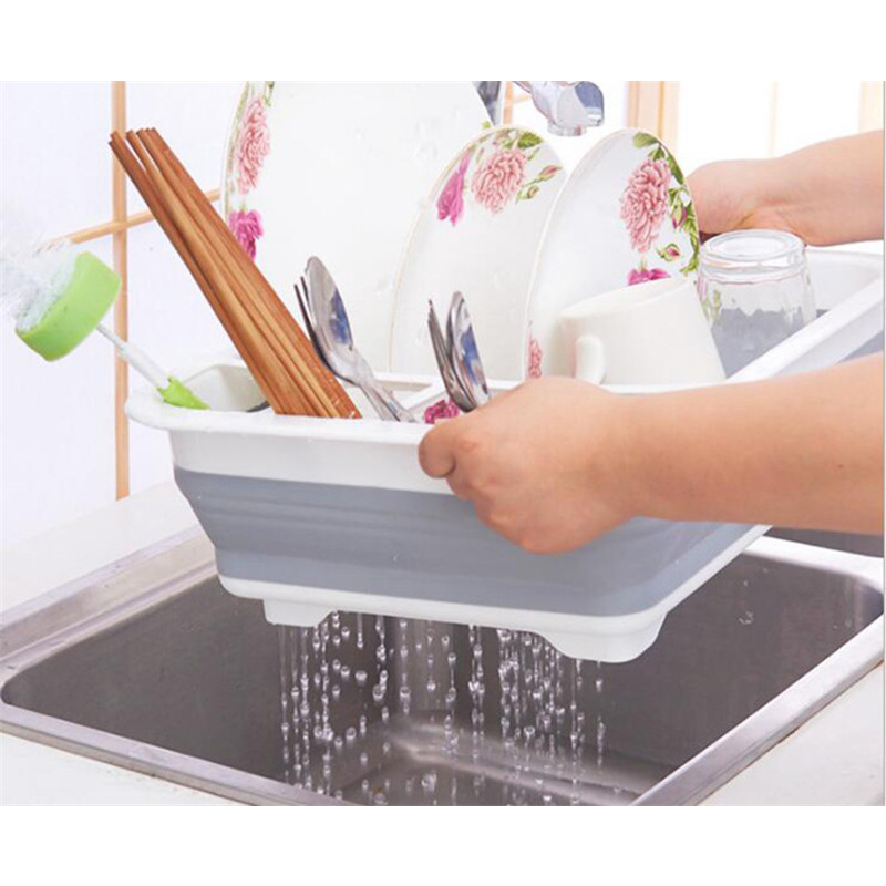 XC USHIO Bowls Dishes Draining Storage Rack Tableware Holder Cutlery Drainer Drying Rack Kitchen Accessories Home New Arrivals