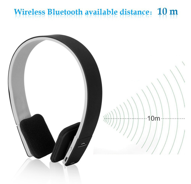 BQ-618 Wireless Bluetooth V4.1+EDR Headset headphone Support Handsfree with Intelligent Voice Navigation for phone Tablet