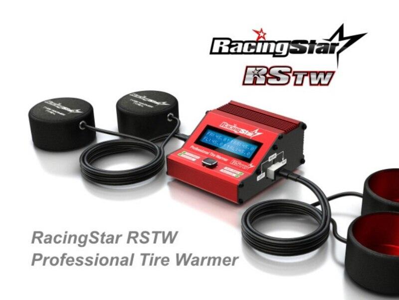 ФОТО SkyRC RacingStar RSTW Tire Warmer SK-600064-01 For 1/10 Touring Car SKU:10709