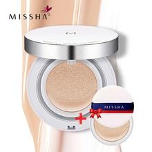 MISSHA M Magic Cushion moisture Air Whitening Immaculate BB cream Sunscreen Silver edge faultless Style #21 #23