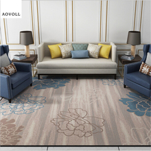 AOVOLL Nordic Style Delicate Carpets For Living Room Bedroom Kid Room Rugs Large Home Carpet Floor Door mat Fashion Area Rug Mat yoosa fashion abstract delicate area rug soft large carpets for living room bedroom kids room rugs home carpet floor door mat