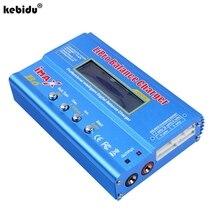 Kebidu 80W 100% חדש לגמרי iMAX B6 Lipro NiMh ליתיום Ni Cd RC סוללה איזון דיגיטלי מטען פורק משלוח חינם