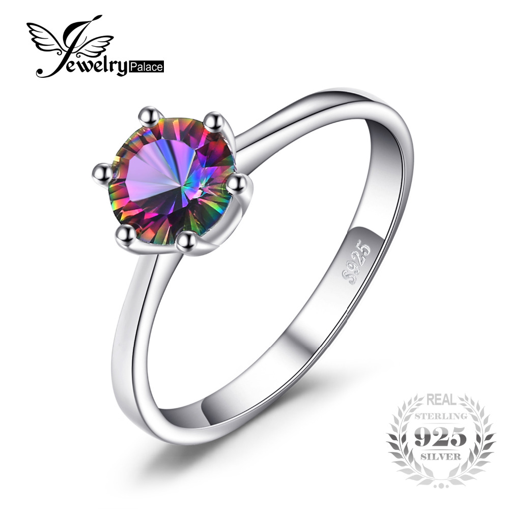 Aliexpress.com : Buy Natural Mystic Fire Rainbow Topaz