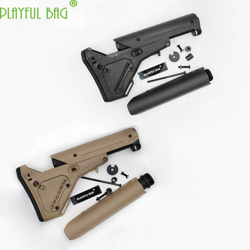 Fashion Outdoor Children's Toys Gun Cs Equipment DIY Accessories Tactical M4 MKM2 Jinming Krisss V2 UBR Stock Gel Gun KD22