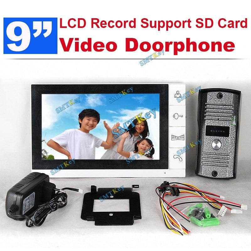 Видеодомофон DP/998r 9 TFT