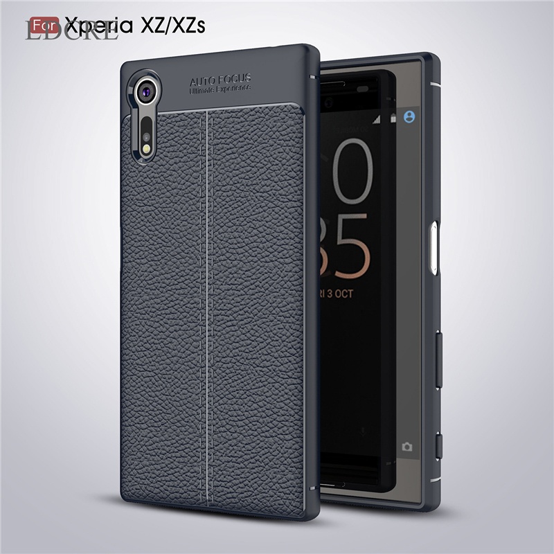LDCRE For Sony Xperia XZ Case Cover For Sony Xperia XZ Soft Protective TPU Silicone Coque Phone Cover Case For Sony Xperia XZs