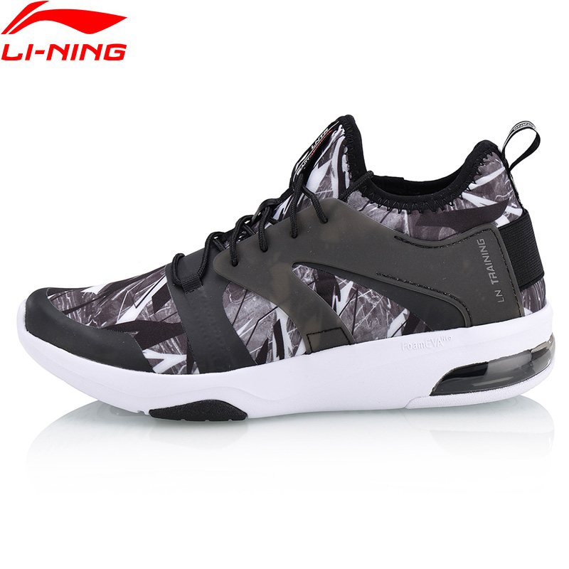 Li-Ning Women MODEL Z Smart Quick Training Shoes Cushion Anti-Slippery LiNing Sport Shoes Wearable Sneakers AFHN006 XX026 li ning professional badminton shoe for women cushion breathable anti slippery lining shock absorption athletic sneakers ayal024