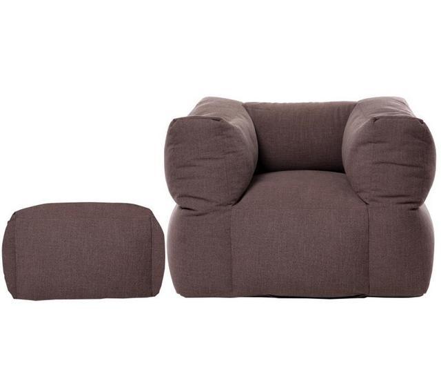 Factory Lazy Sofa Fabric Creative Brand Japanese Simple Styrofoam Single  Leisure Sofa,living Room Bean