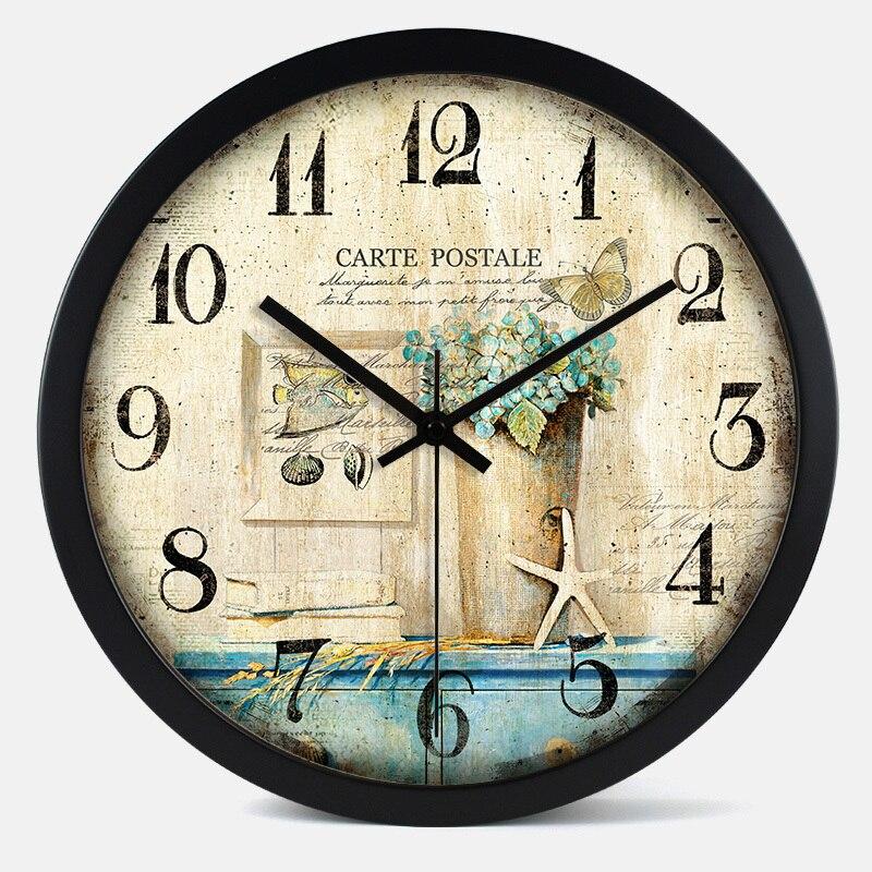 Horloge Murale Large Modern Design Reloj Pared Decorativo Grande Watch Relogio De Parede Saat Klok Duvar Saati Wall Clock